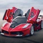 Nové Ferrari FXXK
