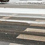 Jak řídit na sněhu a náledí
