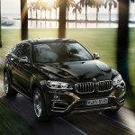 Nové a zase nebojácné BMW X6 2015