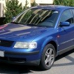 VW Passat B5 manual