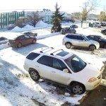 Video: Žena nemůže vyjet z parkoviště