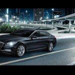 Luxusní Hyundai Genesis