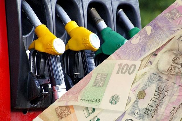 Aktuální ceny benzínu