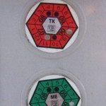 Registrační značky nově bez zelených známek