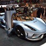 Zapomeňte na Veyron. Je tady Koenigsegg REGERA.