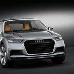 Malé SUV Audi Q1 se chystá do velkého světa