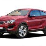 X2. Crossover kupé od BMW se blíží