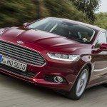Ford Mondeo 2015 sází na luxusní vzhled