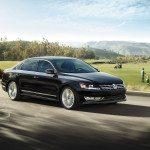 Volkswagen Passat, auto roku 2015