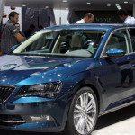 Nová Škoda Superb v Ženevě zazářila