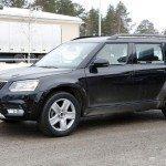 Škoda SUV 2016 – první uniklé fotky