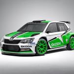 Nová soutěžní Škoda Fabia R5 už může závodit