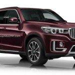 BMW X7: nové SUV chce být nejluxusnějším bavorákem