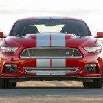 Ford Mustang 2015: uhlazený svalovec