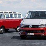 Volkswagen Transporter T6 je na cestě k nám