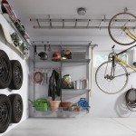 Nepořádek v garáži? Už nikdy!