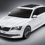Nová Škoda Superb Combi: větší než předtím