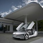Ultraúsporný VW XL1 už jezdí