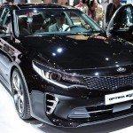 Autosalon Frankfurt – KIA Optima GT
