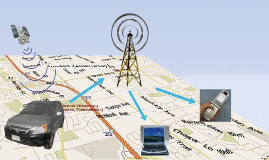 GPS-monitoring-vozidel