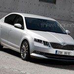 Škoda Octavia 3 facelift
