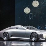 Mercedes-Benz IAA: Minimalizace odporu vzduchu