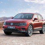 Populární SUV je zpět, Volkswagen Tiguan pro rok 2016