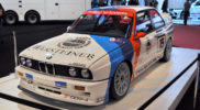 BMW M3 DTM (E30) auf der Essen Motor Show 2011