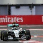 Rosberg začal souboj o vicemistra světa v Mexiku lépe