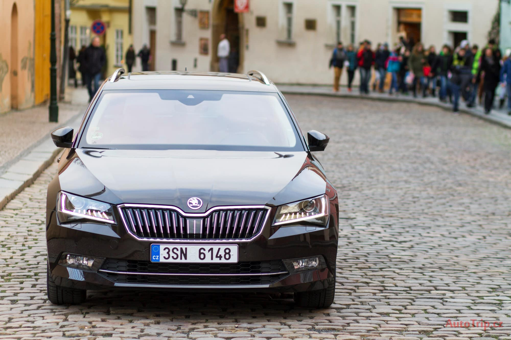 Škoda Superb 3 test 2