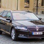 TEST: Škoda Superb 3 combi