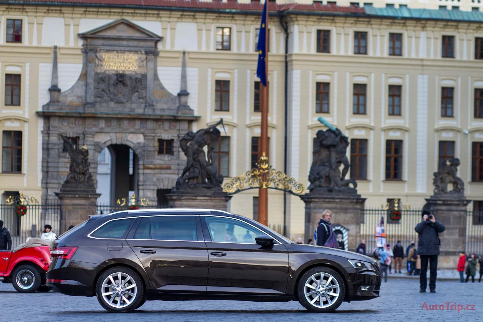Škoda Superb 3 test 5