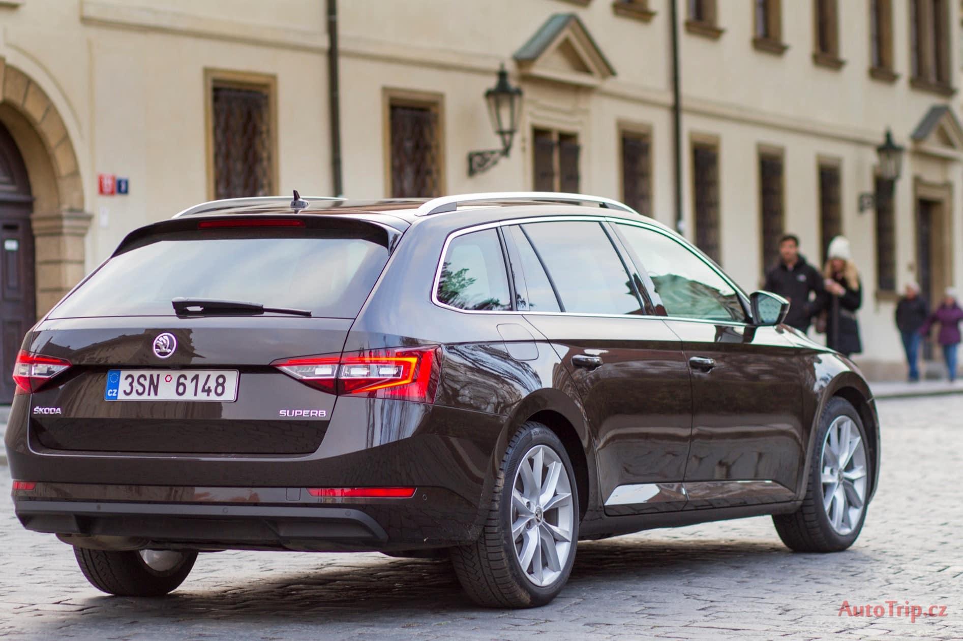 Škoda Superb 3 test 6