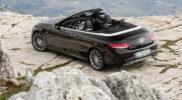 Mercedes Benz C-class cabriolet3