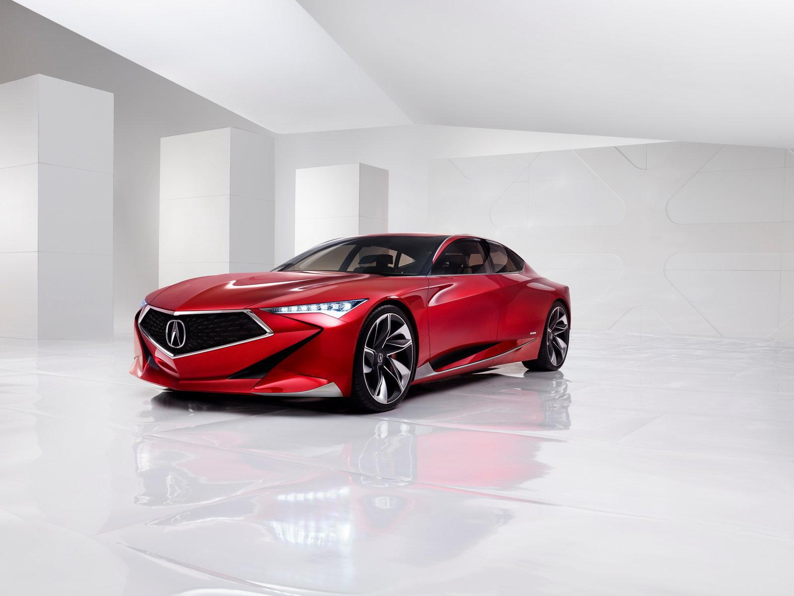 Acura Precision Concept 2016 – Front 3-4