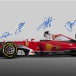 Monoposty Ferrari i Williamsu byly odhaleny!