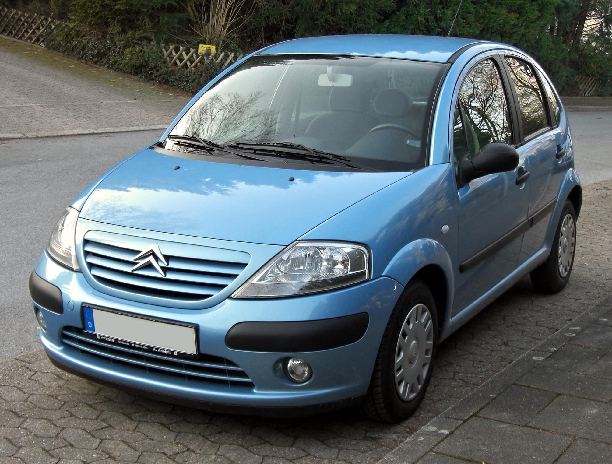 Citroën_C3_front