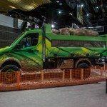 Autosalon Chicago: Truck jako z Jurského parku