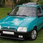 Historie české legendy – Škoda Favorit