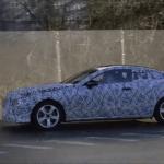 Mercedes E Coupé přistižen při testech!