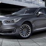 Autosalon Detroit: Genesis G90 – korejský luxus