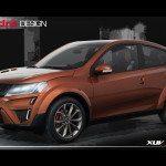 Mahindra představuje indickou verzi X6