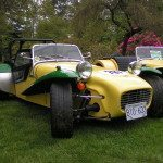 Lotus Seven – Legenda z Britských ostrovů