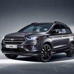 Ford Kuga 2017 – Facelift přinesl svaly a nové motory