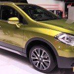 Suzuki SX-4 S-Cross facelift