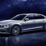 Volkswagen Phideon – Exkluzivní limuzína pro Čínu