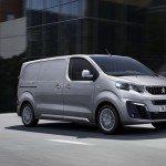 Peugeot Expert – poslední do trojice