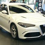 První Alfa Romeo Giulia sjela z výrobního pásu