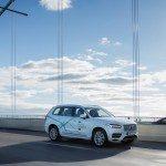 Volvo vypouští 100 autonomních aut do ulic!