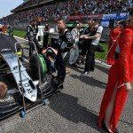 Rosberg opět vítězí